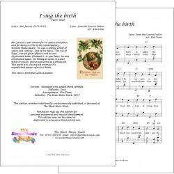 I sing the birth - Accordion