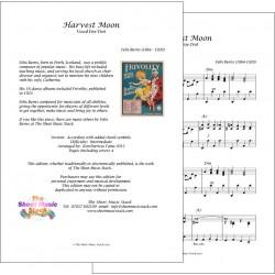 Harvest Moon - Felix Burns - Accordion