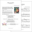 Harvest Moon - Felix Burns - Piano