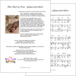 The Cherry Tree (Gloucestershire) - Piano