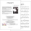Golden Melody - Felix Burns - Lead sheet