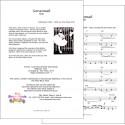 Savannah - Felix - Burns - Lead sheet