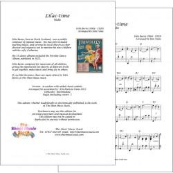 Lilac Time - Felix Burns - Accordion