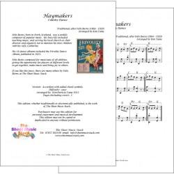 Haymakers - Felix Burns - Accordion