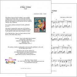 Lilac Time - Felix Burns - Piano
