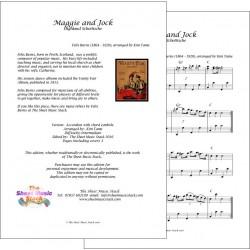 Maggie and Jock - Felix Burns - Accordion