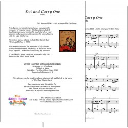 Dot and Carry One - Felix Burns - Accordion