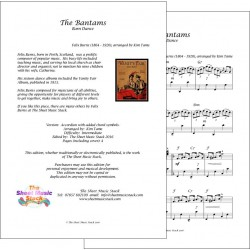 Bantams (The) - Felix Burns - Accordion