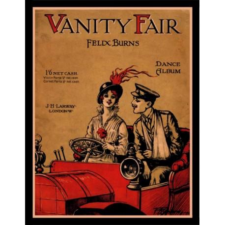 Felix Burns' Vanity Fair Dance Album - Piano