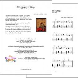 Kitchener's Boys - Felix Burns - Piano