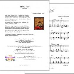 Hot Stuff - Felix Burns - Piano