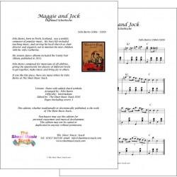 Maggie and Jock - Felix Burns - Piano