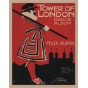 "Felix Burns' ""Tower of London"" Dance Album - Piano"