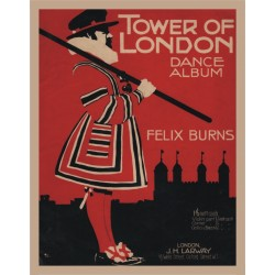 "Felix Burns' ""Tower of London"" Dance Album - Accordion"