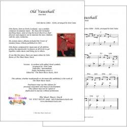 Old Vauxhall - Felix Burns - Accordion