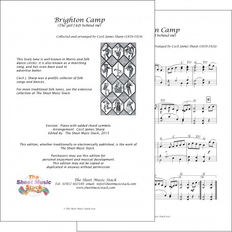 Brighton Camp - Accordion