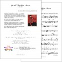 Ye Olde Cheshire Cheese - Felix Burns - Lead sheet