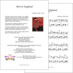 Merrie England - Felix Burns - Piano