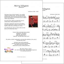 Merrie Islington - Felix Burns - Piano