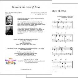 Beneath the cross of Jesus - Accordion
