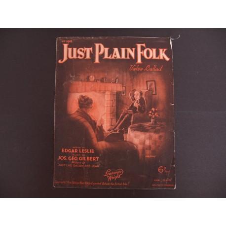 Just Plain Folk, Leslie & Gilbert