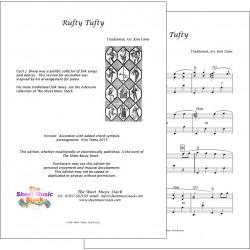 Rufty Tufty - Accordion
