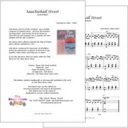 Sauchiehall Street - Felix Burns - Piano