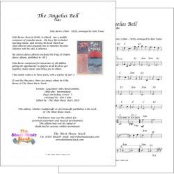 The Angelus Bell Waltz - Felix Burns - lead sheet