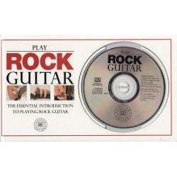 Play Rock Guitar, Dorling Kindersley, with CD