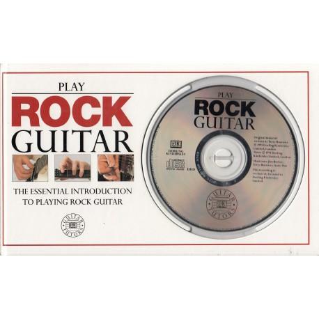 Play Rock Guitar, Dorling Kindersley, with CD