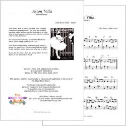 Aston Villa - Felix Burns - Piano