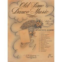 Felix Burns' Imperial Dance Album - Lead sheets