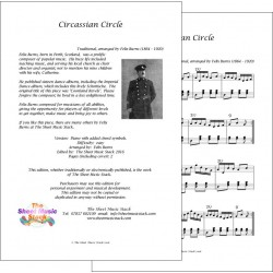 Circassian Circle - Felix Burns - Piano