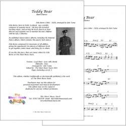 Teddy Bear - Felix Burns - Lead sheet