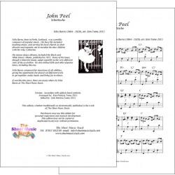 John Peel - Felix Burns - Accordion