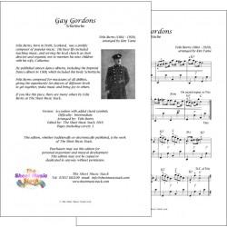 Gay Gordons - Felix Burns - Accordion
