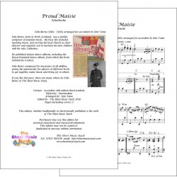 Proud Maisie - Felix Burns - accordion