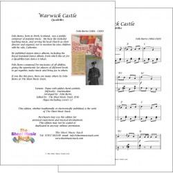 Warwick Castle - Felix Burns - piano