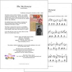 The McKenzie - Traditional (Felix Burns) - piano