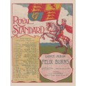 Felix Burns' Royal Standard Dance Album - Lead sheets