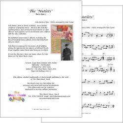 "The ""Nutlets"" - Felix Burns - lead sheet"