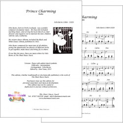 Prince Charming - Felix Burns - Piano