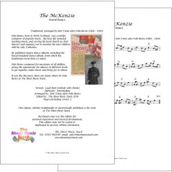 The McKenzie - Traditional (Felix Burns) - lead sheet