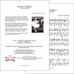 Prince Eddie's - Felix Burns - Accordion