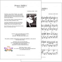 Prince Eddie's - Felix Burns - Piano