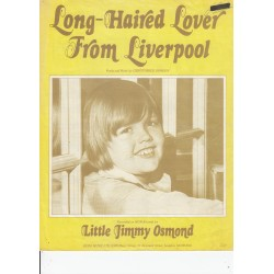 Long-haired lover from Liverpool