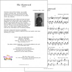 The Shamrock - Felix Burns - Piano