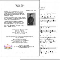 Uncle Sam - Felix Burns - Piano