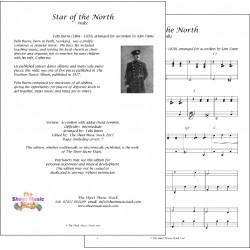 Star of the North - Felix Burns - Accordion
