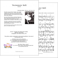 Westminster Bells - Felix Burns - Accordion